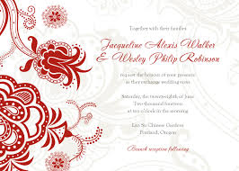 chinese wedding invitation wording templates com chinese wedding invitation card template