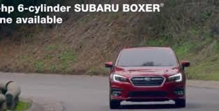 2018 subaru 6 cylinder. delighful 2018 2018 subaru legacy trailer commercial u0026 walkaround  inside subaru 6 cylinder