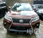lexus 2014 rx 350 red. lexus rx350 2014 red cars for sale in lagos mainland rx 350