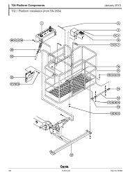 footswitch wiring diagram for jlg footswitch discover your construction equipment parts jlg parts from gciron jlg wiring diagrams