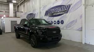 2018 Ford F-150 SuperCrew Lariat Sport Special Edition W/ Ecoboost ...
