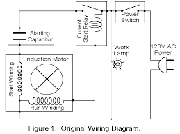 gould motor wiring diagram westinghouse 3 4 hp ac motor wiring single phase induction motor forward reverse connection diagram at Wiring Diagram For Forward Reverse Single Phase Motor