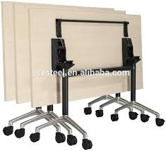 fold away office desk. Foldable Office Desk New Design Folding Metal Table With Wheels Chair Fold Away C