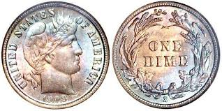 Dime Value Chart Barber Dimes Price Charts Coin Values