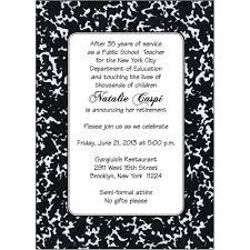 Invitation Cards Designs For Retirement Party Cool Tips For Choosing Retirement Party Invitation Wording
