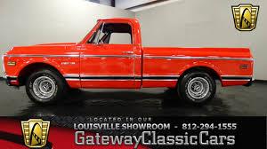 1970 Chevrolet C10 Short Bed Pick Up Truck - Louisville Showroom ...