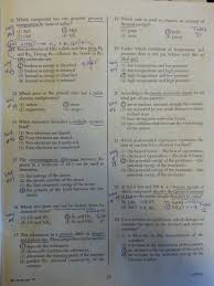 chemistry regents questions answers ways 20150128 144808