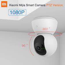 Xiaomi MI Mijia Samrt Kamera PTZ 1080P Smart Kamera IP Cam Webcam Camcorder  360 Winkel WIFI Drahtlose Nachtsicht für Mi hause APP|zoom zoom|zoom  ptzzoom ptz ip - AliExpress