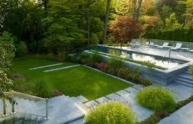 Modern Landscape Design Toronto Toronto Residence Belzberg Architects Toronto Canada