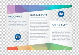 Brochure Template Microsoft Word Png Clipart Adobe