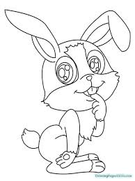 cute baby bunnies coloring pages Colotring Pages
