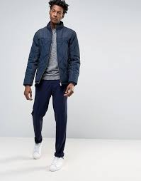 Selected | Selected Quilted Jacket & Oops! Adamdwight.com