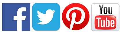 facebook and twitter logo jpg. Delighful Jpg Flat Icons Technology Social Media Network Computer Concept On Facebook And Twitter Logo Jpg