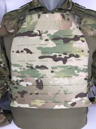 First Spear Dst Plate Carrier 10x12 Plate W Tubes