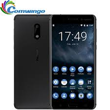 nokia smartphone android price. price tracker and history of 2017 original nokia 6 model rom ram android octa core dual sim fingerprint lte mobile phone smartphone