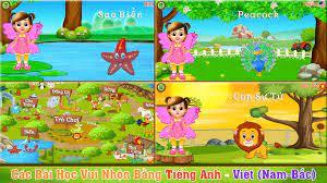 Dong Vat Cho Be - Dạy Bé Học Thế Giới Động Vật cho Android - Tải về APK
