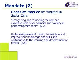Inter Professional Education In Social Work Training Policy