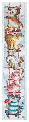 Стоит ли покупать <b>Anchor Набор для вышивания</b> Кошки 27,5 x ...