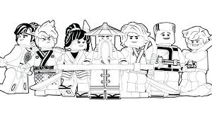 Inspirational Lego Ninjago Coloring Pages 60 On For Kids Ninja
