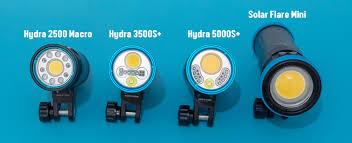 Solar Light Lumens Chart Kraken Video Lights Review And Comparison Mozaik Uw
