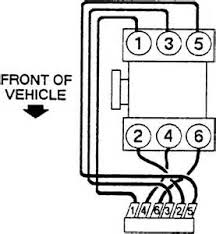 similiar chevy bu v6 firing order keywords firing order chevy as well 2003 chevy bu firing order diagram as