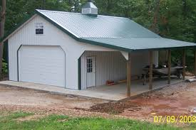 Decoration Prefab Barn Homes And Pole Frame House Kits