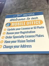 dmv sign at state fair jpg