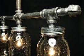 mason jar ceiling light mason jar ceiling light 3 mason jar ceiling light pipe light pendant