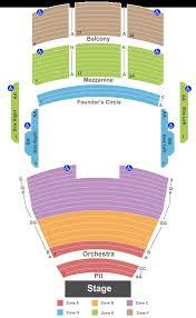 Civic Arts Plaza Seating Chart Thousand Oaks