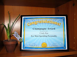Office Award Funny Office Awards A Fun Alternative To Christmas Office Party Games