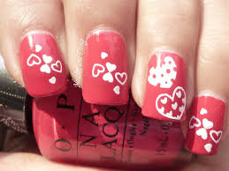 Top 20 Valentines Nail Art Ideas and Designs for 2016 | I Love My ...