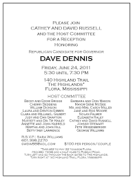 political fundraiser invite political fundraiser flyer invitation to political fundraiser