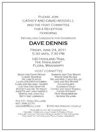 political fundraiser invite political fundraiser flyer invitation to political fundraiser