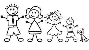 Resultado de imagem para desenho de maes e filhos