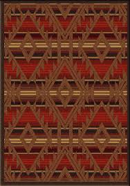 spirit of santa fe room size rug