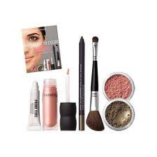 bareminerals bare guide to color warm 6pc makeup kit nib 3 stunning