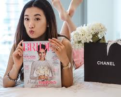 bridal makeup with chanel brides magazine