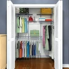closetmaid shelf track to closet organizer kit satin chrome closetmaid shelftrack closetmaid shelf track