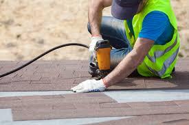 Installing Asphalt Shingles Crucial Roof Services