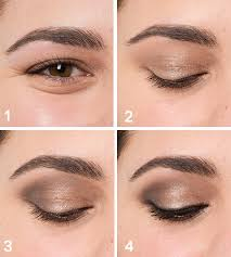 using matte light shades in these areas opens up the eyes and keeps the pizzazz on the lids