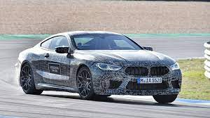From a 4.4 liter v8 twinturbo engine, the m8 makes 625 horsepower in standard form, delivering a standard sprint to 100 km/h in 3.2 seconds. Bmw M8 Coupe Will Deliver More Than 600 Hp