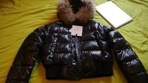 Genuine Womens Moncler Alpin Ski Jacket Review Racoon Fur - YouTube