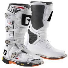 Gaerne Sg10 Supermotard White Boots