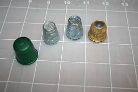Let's talk thimbles | Seams to be you and me & 2 Adamdwight.com