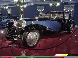 Just six type 41 royale were made in molsheim, or for some historians, seven. Bugatti Type 41 Royale