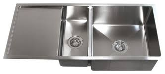 white kitchen sink with drainboard. Imposing Ideas White Kitchen Sink Drain Amazoncom Ocharzy Kit White Kitchen Sink With Drainboard H