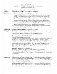 Project Manager Resume Objective Sample Project Manager Resume