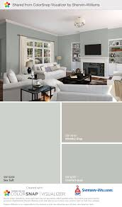 gray dining room paint colors. Sherwin Williams Comfort Gray (daylight) This Color Is Absolutely Beautiful In My Living Room And Dining Room. Paint Colors