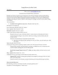 Resume Example College  Resume  Ixiplay Free Resume Samples