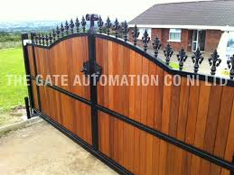 metal swing gate